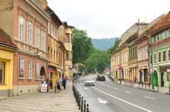 Brasov, Romania Stock Photos