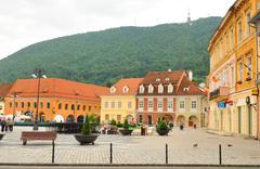 Brasov, Romania - stock photo