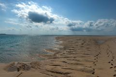 Magaruque Island - Mozambique Stock Photos
