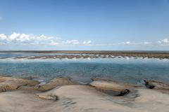 Magaruque Island - Mozambique - stock photo