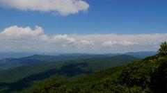 Shenandoah Mountains Stock Footage