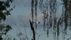 Helicopter, Air Ambulance, Helicopter Ambulance Stock Footage