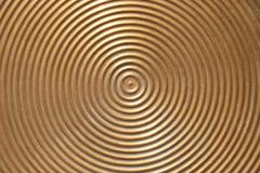 Abstract circle metal plate. Stock Photos