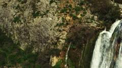 Stock Video Footage of Video of Tahana Waterfall shot in Israel.