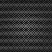 acoustic speaker grille texture background - stock illustration