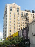 The famous Hotel Theresa in Harlem, New York City Stock Photos