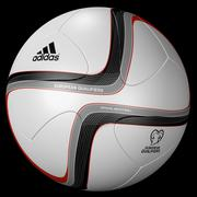 adidas qualifier ball 2016 - 3D model
