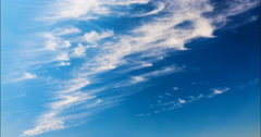 Spindrift clouds Stock Footage