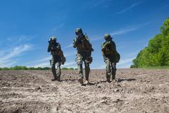 Stock Photo of jagdkommando soldiers special forces