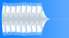 Simple warn buzz - sound effect