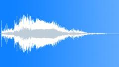 Futuristic organic scan Sound Effect