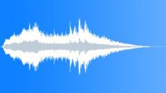 Long futuristic haunted intro Sound Effect
