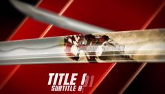 KATANA INTRO Stock After Effects