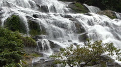 Mae Ya Waterfall - stock footage