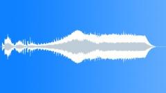 Futuristic electric scan - sound effect