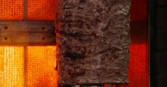 Turkish Doner Kebab Stock Footage