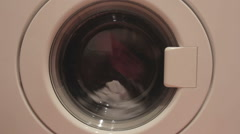 washer - stock footage