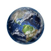 3D image of planet Earth Piirros