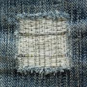 Denim jean texture design of jeans background Stock Photos