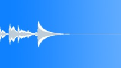 Stock Sound Effects of Medieval Sounding Harp Notes For Platform Game