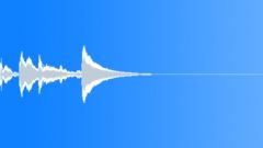 Medieval Sounding Harp Notes For Platform Game Sound Effect