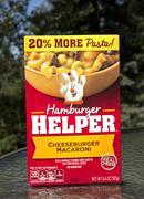 Hamburger Helper box Stock Photos