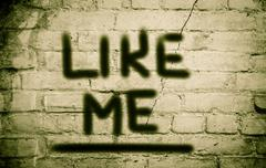 Like Me Concept Piirros