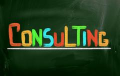 Consulting Concept - stock illustration