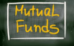 Stock Photo of Mutual Funds Concept