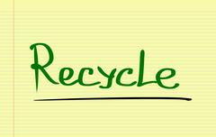 Stock Illustration of Recycle Concept