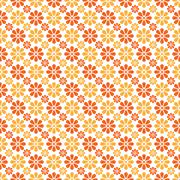 Autumn  seamless pattern. Endless texture - stock illustration