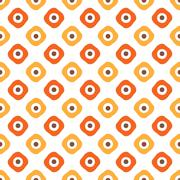 Autumn  seamless pattern. Endless texture Stock Illustration