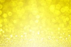 Yellow Glitter Sparkle Background Kuvituskuvat