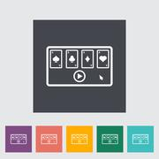 Video game Stock Illustration