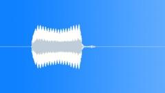 Micro Drone Controller Button Beep 1 - sound effect