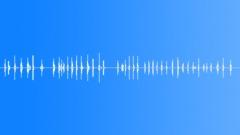 Flint Fire Starter Strike 12 Long Foley - sound effect