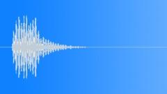 Bubble Drum UI Button 1 - sound effect
