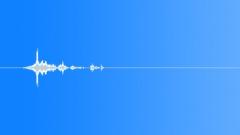 Flint Fire Starter Strike 4 - sound effect