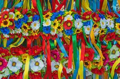 Wreaths Stock Photos