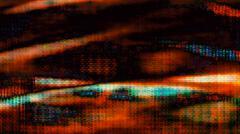 Futuristic Screen Display Pixels 10470 - stock illustration
