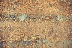 Background texture of weathered and rusty surface Stock Photos