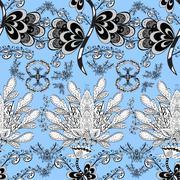 seamless texture - stock illustration