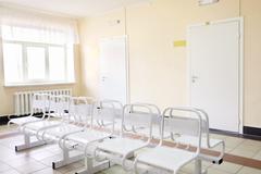 hospital's interior 2 - stock photo