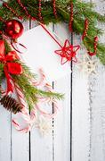 Decoration of Christmas Stock Photos