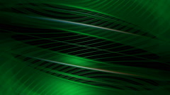 Glossy green pipes Stock Footage