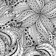 Stock Illustration of Ornament Pattern