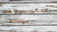 Real Wood Texture Vintage Background. Old And With Peeling Paint Stock Footage