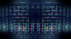 Futuristic Screen Display Pixels 10473 - stock illustration