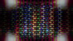 Futuristic Screen Display Pixels 10475 - stock illustration