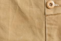 brown fabric texture background, material of textile industrial - stock photo